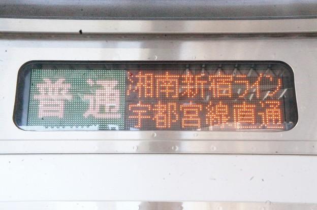 普通 湘南新宿ライン宇都宮線直通