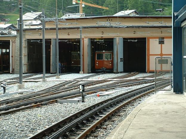 ツェルマット駅
