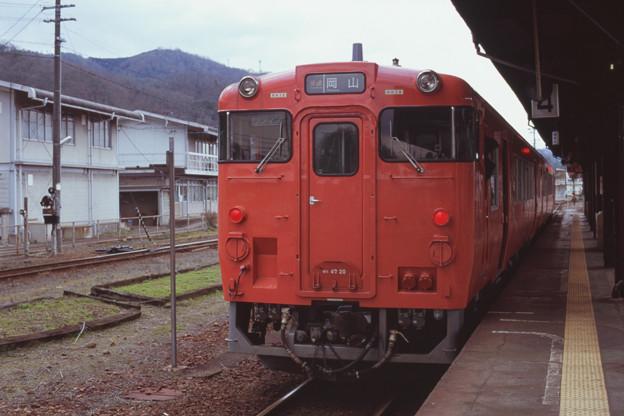 Photos: 000351_20140302_JR津山