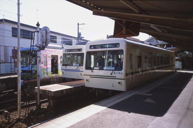 Photos: 000762_20141130_叡山電鉄_出町柳