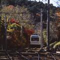 Photos: 000764_20141130_叡山電鉄_八瀬比叡山口