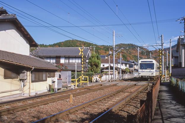 Photos: 000767_20141130_叡山電鉄_三宅八幡