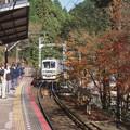 Photos: 000772_20141130_叡山電鉄_貴船口