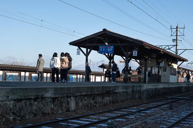 Photos: 003816_20191229_長野電鉄_小布施