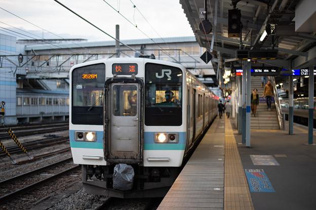 Photos: 003856_20191229_JR松本