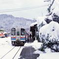 Photos: 000904_20150102_若桜鉄道_若桜