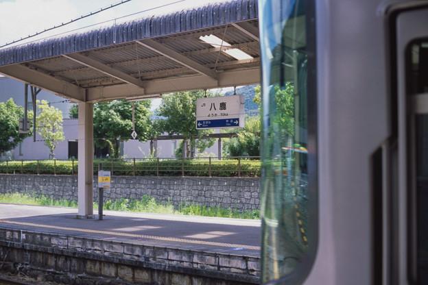 Photos: 001029_20150823_JR八鹿