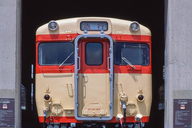 Photos: 001311_20160723_津山まなびの鉄道館