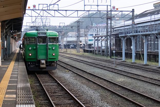 Photos: 001603_20170103_JR豊岡