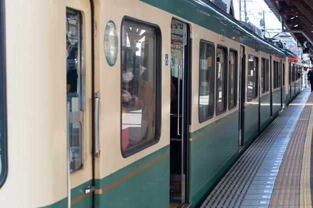 Photos: 004119_20200320_江ノ島電鉄_江ノ島