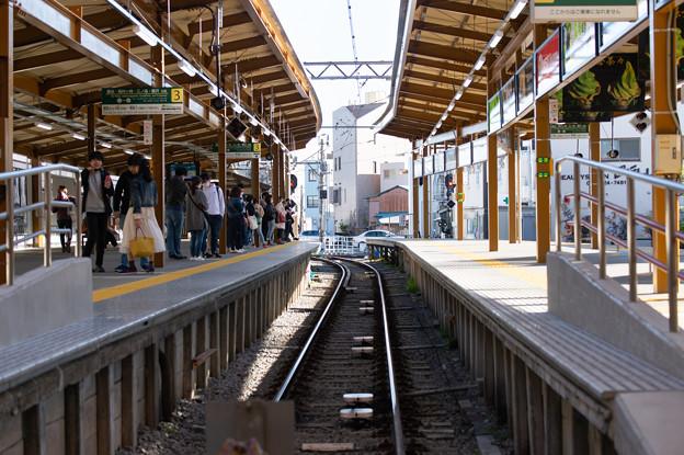 Photos: 004144_20200320_江ノ島電鉄_鎌倉