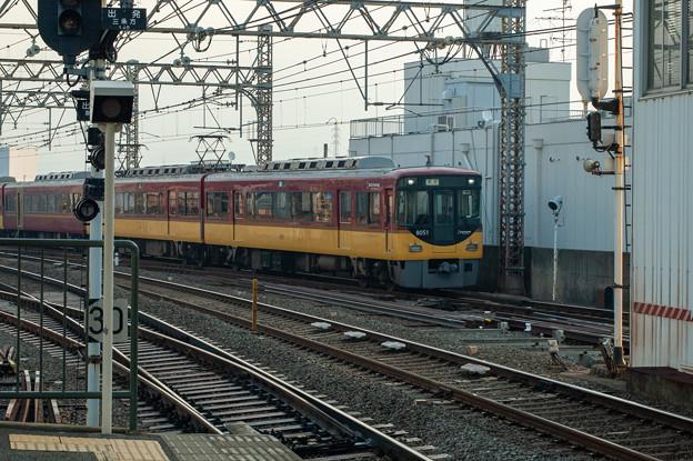 Photos: 002121_20171104_京阪電気鉄道_萱島