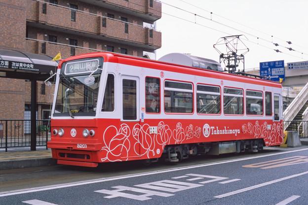 Photos: 002548_20180407_岡山電気軌道_清輝橋