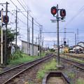 Photos: 002743_20180816_一畑電車_川跡
