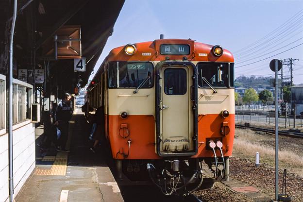 Photos: 002985_20190302_JR津山