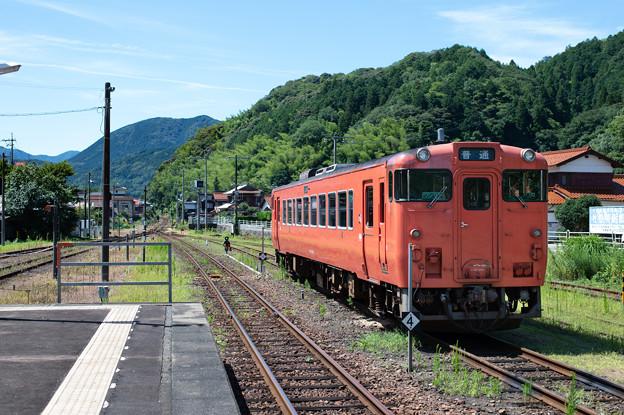 Photos: 003465_20190812_JR津和野