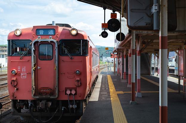 Photos: 003479_20190812_JR益田