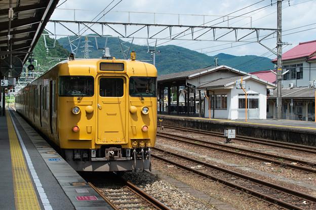 Photos: 004338_20200801_JR新見