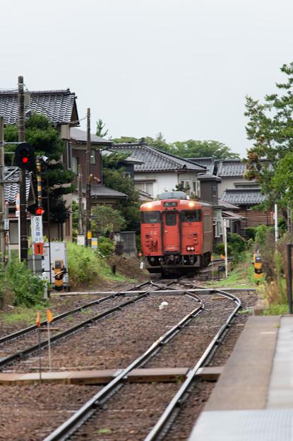 Photos: 004767_20200813_JR雨晴