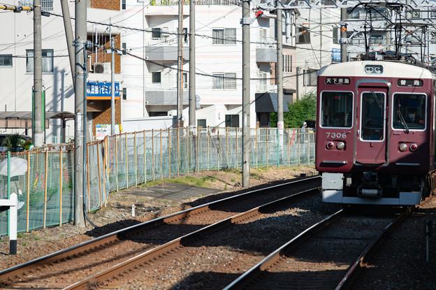 Photos: 005156_20201025_関大前