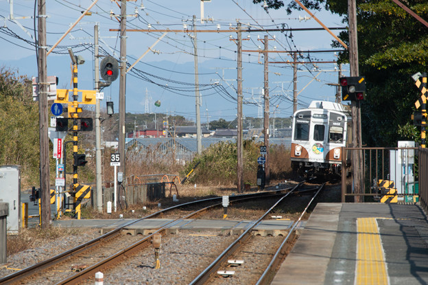 Photos: 005359_20200103_豊橋鉄道_杉山