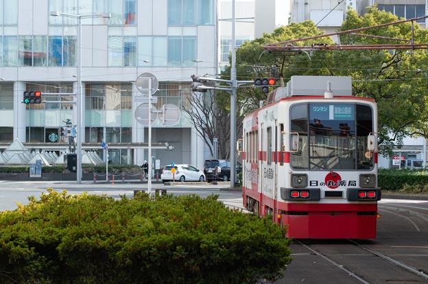 Photos: 005376_20200103_豊橋鉄道_駅前