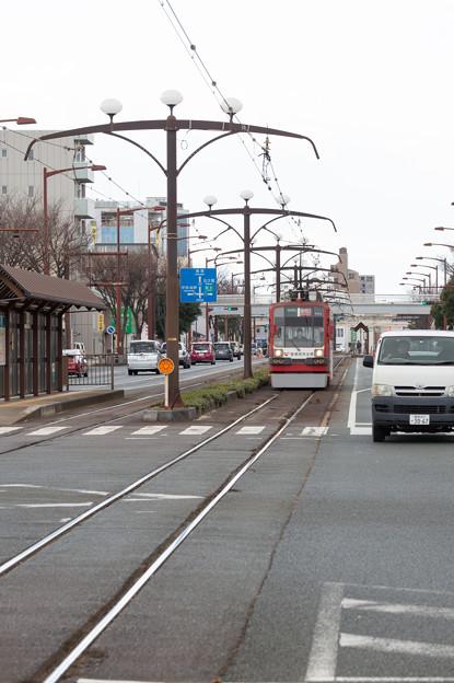 Photos: 005385_20200103_豊橋鉄道_豊橋公園前