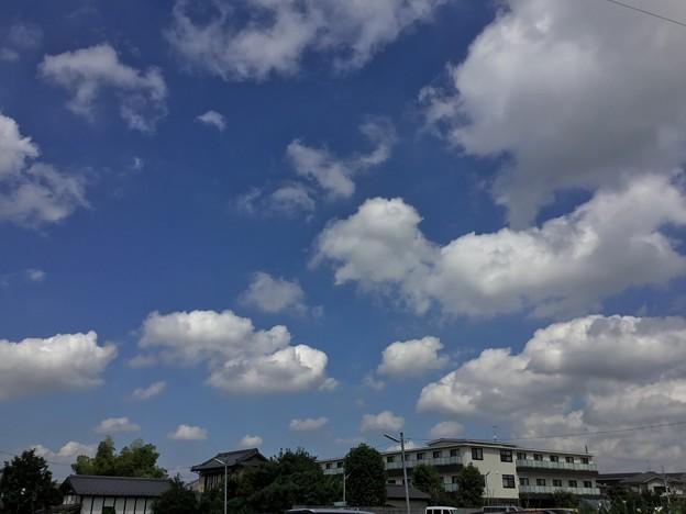 Photos: 空雲1