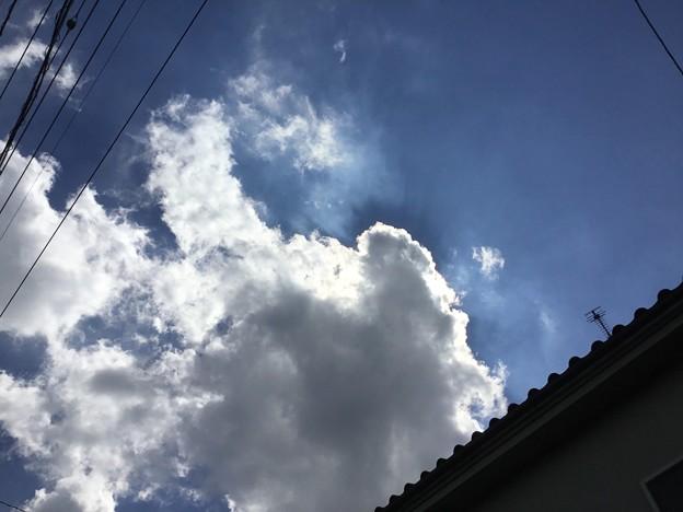 Photos: 空雲2