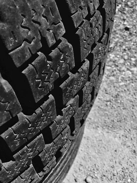 タイヤだよ