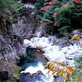 写真: 三段峡
