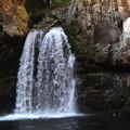 写真: 二段の滝