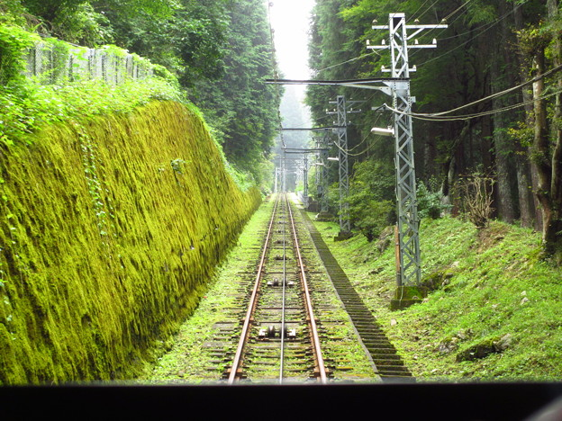 Photos: 御岳山ケーブル