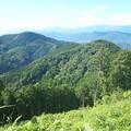 写真: 小仏城山