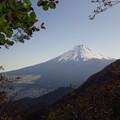 写真: 秀麗富嶽
