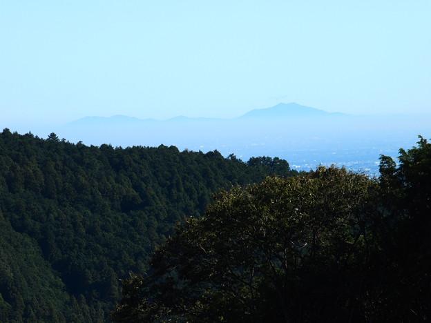 Photos: 筑波山遠望