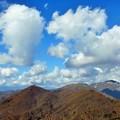 Photos: 秋の山並み