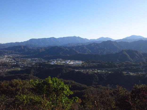 Photos: 丹沢の山々