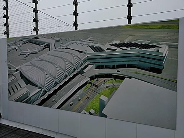 191207羽田空港第2拡張工事