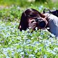 写真: カメラ女子Sちゃん
