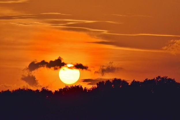 夕陽(170716)