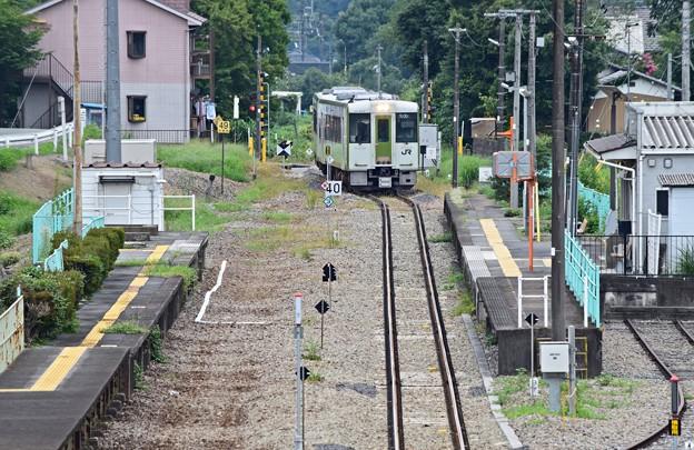 誰もいない駅(1)