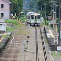 Photos: 誰もいない駅(1)