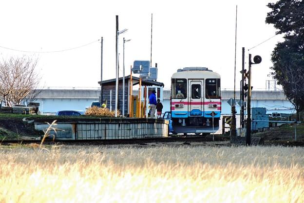 写真: 望郷列車