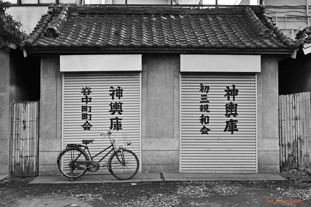 Photos: 神輿庫