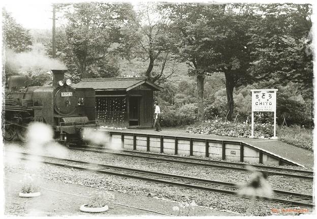 写真: 秘境駅
