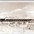 写真: 北九州の炭鉱列車