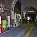 写真: 高架下の通り(2)