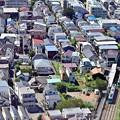写真: 三軒茶屋の街並み
