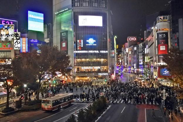 渋谷スクランブル